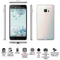 Смартфон HTC U ULTRA 4/64Gb Dual Sim Ice White (99HALU071-00)