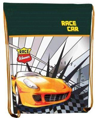 "Сумка для обуви ""CLASS"" №97111 ""Race Car"" (46*33)"