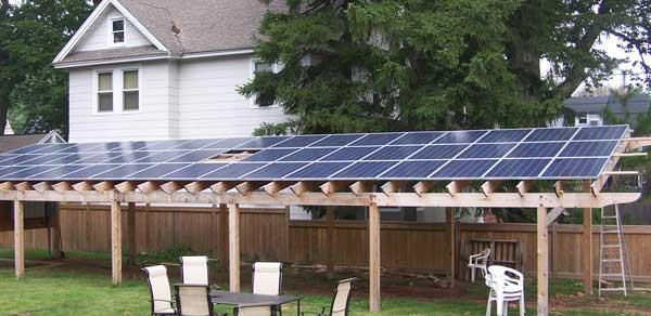 Солнечные системы под зеленый тариф (Grid tie)