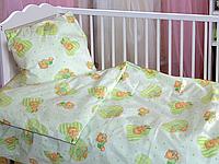 Комплект детского постельного белья «Leleka-Textile»