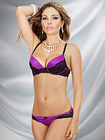 Комплект нижнего белья Victoria's Secret фиолетовый 80В