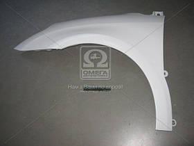 Крыло переднее левое CITROEN C4 (Ситроен C4) 2004-2009 (пр-во TEMPEST)
