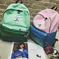 Яркий городской рюкзак