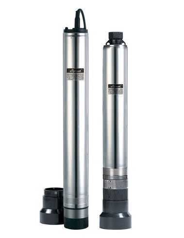 Центробежный скважинный (глубинный) насос Sprut 4SCM 40
