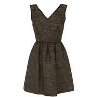 Новое платье с блестящей ниткой Warehouse