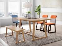 """Комплект столовой мебели """"Фиеста"""" (венге)"""