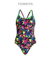 Женский сдельный купальник Funkita Surf Star FS11, фото 1