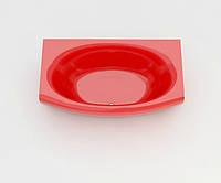 Ванна акриловая ARTEL PLAST Эльмира (180) красная, фото 1