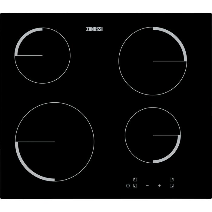 Електрична варильна поверхня Zanussi ZEV 56240 FA