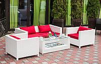 Мебельный ротанговый комплект