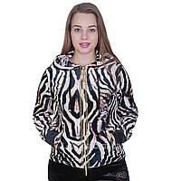 Женский костюм турецкого производства с гепардом