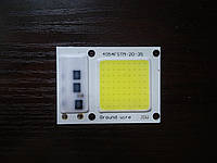 Cветодиодная плата 20W 220V холодный белый 2000-2200LM, фото 1