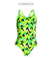 Женский сдельный купальник Funkita Tiptonic FS11