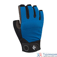 Перчатки Black Diamond Crag Half-Finger Синий XL