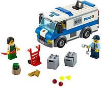 Конструктор Lego City Перевозчик денег 60142