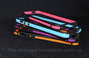 Чехол Iphone 4G розовый