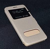 Чехол Xiaomi Redmi 4 золото(Ксиоми редми 4,накладка для телефона,бампер-книжка,защита для телефонов)