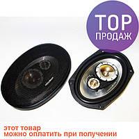 6x9 Megavox MGT-9836 500W 3х полосные/аксессуары для авто