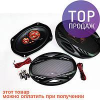6x9 Megavox MET-9674 300W 3х полосные/аксессуары для авто