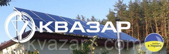 Солнечная электростанция  4 кВт сетевая крышная