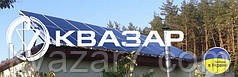Сонячна електростанція 4 кВт мережева дахова