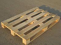 Поддон деревянный новый 1200х1000
