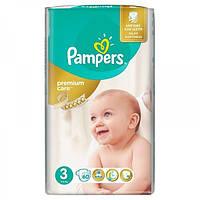 Подгузники Памперс Pampers Premium Care Midi 3 (4-9кг.) 60шт.
