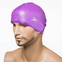 Шапочка для плавания SPEEDO SP-3 (фиолетовый)
