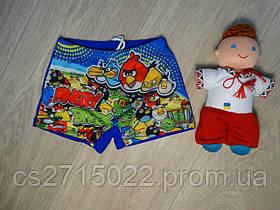 """Детские плавки """"Angry Birds"""" для купания"""