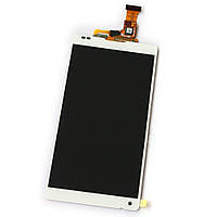 Дисплей (экран) + сенсор (тач скрин) Sony Xperia ZL C6502 L35h, C6503 L35i white (оригинал)