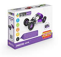 Конструктор серии STEM HEROES - Спортивные автомобили: гоночный (SH33)