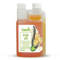 Canvit FISH OIL - Рыбий жир - добавка для собак, 250ml