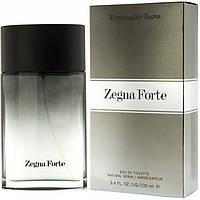Парфюмированная вода Ermenegildo Zegna Forte 100 мл для мужчин