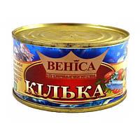ТМ Вениса Килька балт. т/с №5 240 г 48 шт/уп