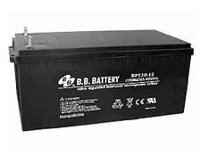 Аккумуляторная батарея B.B. Battery BP 230-12 (12V, 230 Ah)