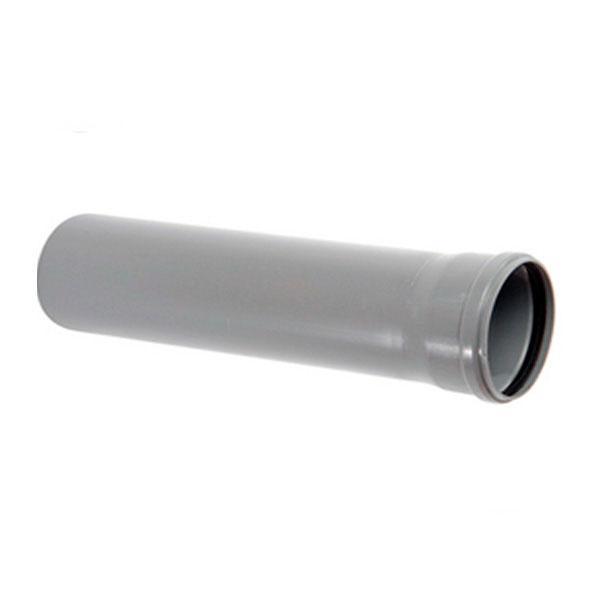 Труба ПВХ з розтрубом 110х2,2/2000
