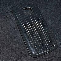 Чехол Samsung i9100 серый Diamond (Самсунг и9100, чехол- накладка, бампер, кейс, защита для телефонов)