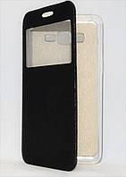 Чехол   Samsung G530/531 черный Flip