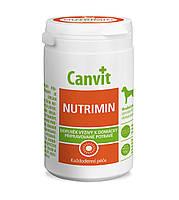 Canvit NUTRIMIN - Нутримин - мультивитаминная добавка для собак при кормлении домашней едой, 230g