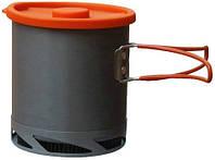 Котелок с теплообменником из анодированного алюминия 1л Fire-Maple FMC-XK6