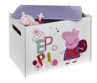 Ящик-комод для игрушек Свинка Пеппа Worlds Apart