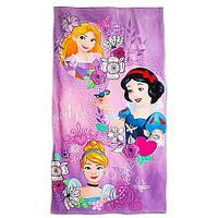 Пляжное полотенце Принцессы Дисней Disney Princess Beach Towel DisneyStore