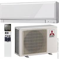 Кондиционер Mitsubishi Electric Design Inverter MSZ-EF25VE3W/MUZ-EF25VE White