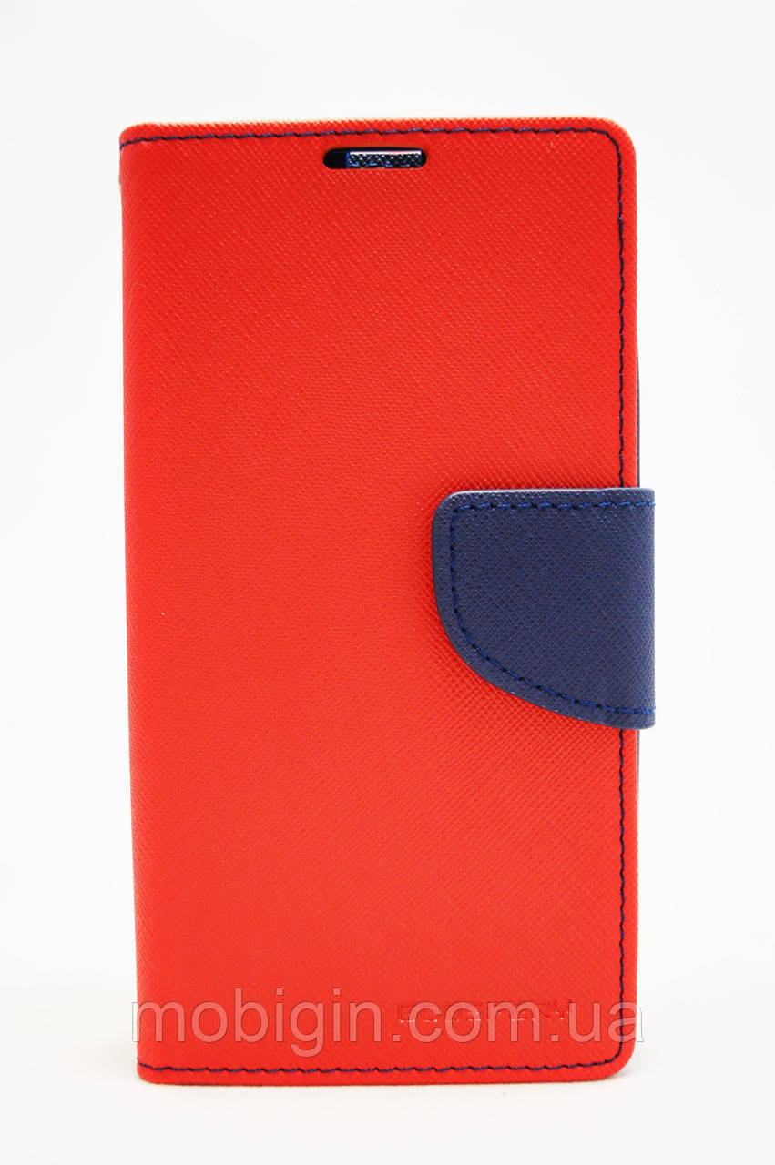 Чехол-книжка Lenovo Vibe P1m красный