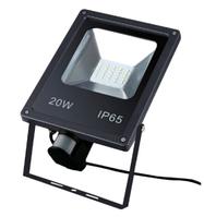 Светодиодный прожектор MAGNUM 20Вт IP65 Холодный белый 6500К с датчиком движения