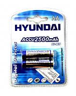 Аккумулятор Hyundai AA Ni-MH 2500 mAh