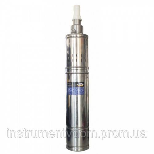 Погружной скважинный шнековый насос WERK 4QGD2.4-60-0.75