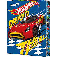 """Папка для труда Kite """"Hot Wheels"""" (HW16-213)"""