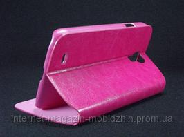 Чехол  Samsung i9500/S4 розовый