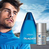 Мужской подарок Glacier парфюм+дезодорант от Oriflame
